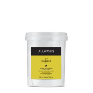 Freehand – Free-hand bleaching powder
